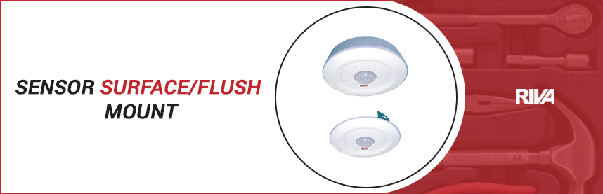 Sensor - Surface/Flush Mount
